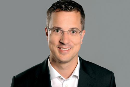 Dominic Mein, Vertriebsleiter bei Viewsonic DACH