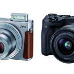 Canon G9X und Canon EOS M3 Kit
